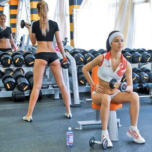 Фитнес-клубы Ясного