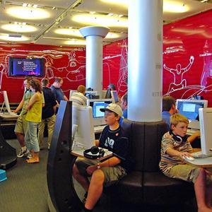 Интернет-кафе Ясного