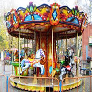 Парки культуры и отдыха Ясного